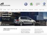 AC Motors Concessionaria Volkswagen Audi Napoli Campania