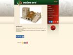 Maquetas y kits para la reproducción de monumentos a escala y mosaicos de cerámica.