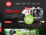 Professionella actionkameror för sportfilmare, idrottare och filmentusiaster.