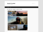 Aerial Combat   Air combat and dogfight