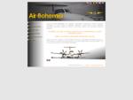 Air Bohemia a. s. , Aerotaxi, pronájem soukromého letadla pro leteckou dopravu (přepravu) po celé