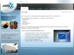 Aero Grupp OÜ on 2008 aastal loodud Eesti kapitalil põhinev eraettevõte. Läbi aastatepikkuse kogemu