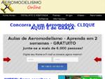 Aeromodelismo Online - O aeromodelismo de forma fà¡cil - Simplificando o aeromodelismo, para todos