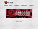 aeroson estudio de grabación