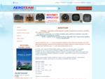 Prodej leteckých dárkových předmětů a modelů - AEROTEAM