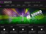 AE sound - Licht, Geluid Multimedia voor evenementen, bedrijfsfeesten, conferenties, concerten,