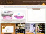 Ilusalong, juuksur, SPA, kosmeetik, geelküüned, e-pood - Aesthetic Salon Tallinnas