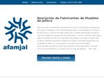 afamjal - Asociacion de Fabricantes de Muebles de Jalisco A. C.