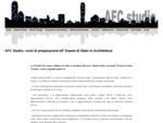 Esame di Stato Architettura, esame di Stato architetti. Abilitazione architetti Milano Corsi di In
