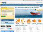 Fähren - Fährverbindungen nach England, Sardinien, Griechenland, Irland, Mallorca und in weitere