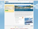 AFerry. sk - Vyhradzujeme si všetky hlavné európske trajekty spoločnosti jednoducho a bezpečne