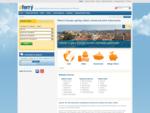 Buchen Sie günstige Fähren nach England, Irland, Sardinien und zu weiteren europäischen Ländern.