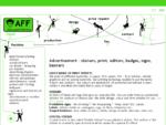 AFF reklaamitöökoda - Avaleht