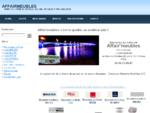 Affaires-meubles. fr literie de marque, banquettes, salon en Charente-Maritime