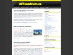 AFFcentrum. cz | Vítejte ve 3D světě! Vyzkoušejte si volný pád!