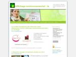 Toute l039;actualité sur l039;affichage environnemental des produits de grande consommat