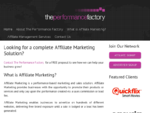 Affiliate Marketing Solutions - Performance Based Marketing