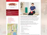 Fysioterapeutti Seija Matikainen tarjoaa fysikaalista hoitoa ja kuntoutusta, fysioterapiaa ja allas