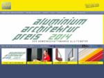 Das Aluminium-Fenster-Institut (AFI) wurde 1987 gegründet und hat sich zum Ziel gesetzt, die In