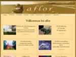 aflor Startseite-Aflor
