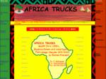 Africatrucks - Juuml;rgen Schlosser | Ankauf und Verkauf gebrauchter Nutzfahrzeuge