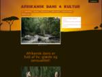 Afrikansk dans og kultur - Undervisning, optræden og rejser til Ghana