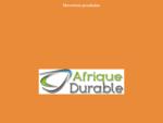 Afrique Durable