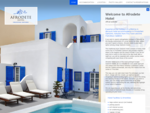 Afrodete Hotel in Santorini Fira Hotels Santorini Rooms to Let Cheap Accommodation in Firostefani ...