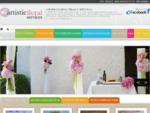 Afs, artistic floral services, Γάμος, Βάπτιση, Μπομπονιέρες, Διακόσμηση