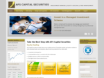 AFS CAPITAL SECURITIES | INVESTMENT BANKING | EQUITY DEALING | FUND MANAGEMENT