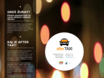 After taxi