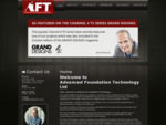 Advanced Foundation Technology Limited | Heated Foundation Technology