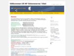 Välkommen till AF-Veteranerna i Väst | AFVV ● AF-Veteraner i Väst