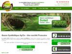 Gazon Syntheacute;tique AGCO - Gazon de Qualiteacute;