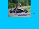 Reifen- und Rennsporttechnik - Andreas Georg - Niederdorla - Unstrut-Hainich-Kreis - Thüringen - De