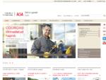 AGA - tööstusgaasid, toidugaasid, meditsiinigaasid... - | AGA Eesti
