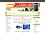 Agapo - najlepszy sklep internetowy, wyposażenie biura