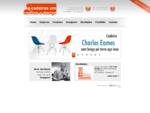 Ag - Cadeiras em Acrílico e Design