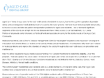 Aged Care Dental Group | West End Denture Clinic | Brighton Care Dental Group | Central Dentists,