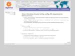 Witryny internetowe, domeny, hosting, pozycjonowanie, programowanie