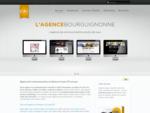 L'agence de communication pas chère près de Tournus en Saône-et-Loire  Internet, graphisme et M...