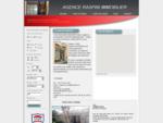 Agence immobilière - RASPINI IMMOBILIER - Dans le 34