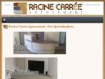 Racine Carrée Agencement Artisan menuisier - Mobilier sur Mesure - Vannes 56 - Artisan menuisier -