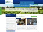 Agences immobiliegrave;res AGENCE SAINT LOUIS - Immobilier agrave; Lunel et agrave; Marsillargues