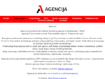 Internet marketing agencija za dizajn, oglašavanje i reklamiranje, web dizajn agencija | Agencija