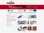 Guarana - Die Visuelle Werbung Produkte Dienstleistungen Gebäuden- und Werbungbeschriftung Systembe