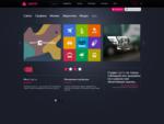Создание сайта, разработка сайта, дизайн сайтов, разработка логотипа и фирменного стиля — интерак