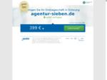 AGENTUR 7 - AGENTUR 7 Agentur für Werbung | Alexander Bock | Bräunlingen