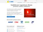 Agentura Ámos je vzdělávací agentura se zaměřením na kurzy kvality, bezpečnosti práce, manažerskýc