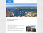 Nabàzàme ubytovà¡nà v soukromà, v Chorvatsku, v rodinném penzionu na ostrově Hvar, v obci Vr